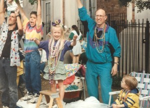Mardi Gras, February 28, 1995